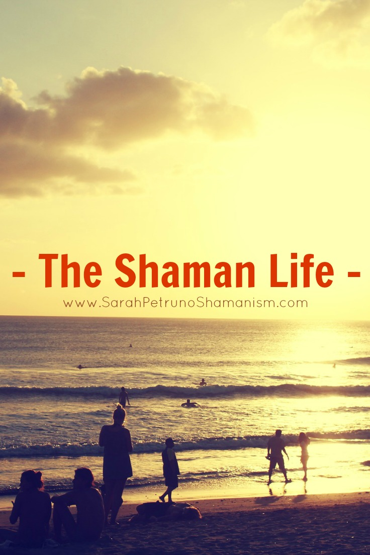 The Shaman Life - a monthly subscription program for small, easy, manageable things you can do in your every day life to improve your health and happiness - with shamanism!
