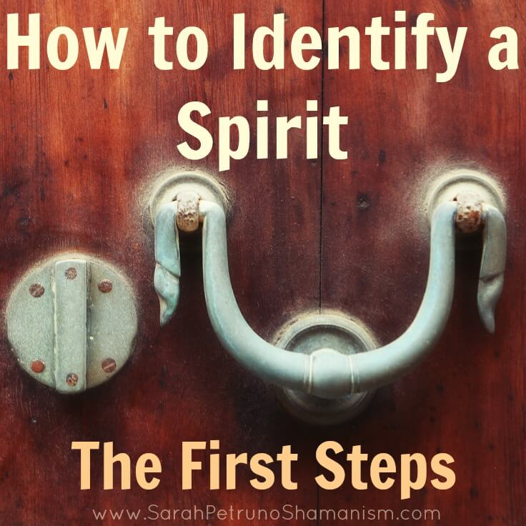 Once you can sense the presence of Spirit, how can you tell who it is or what they want? What are the next steps?