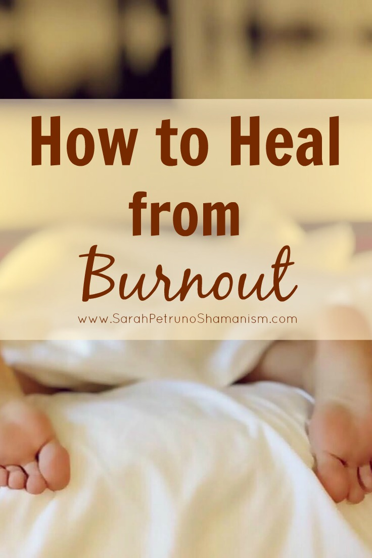 6 tips to heal from burnout, overwork, and exhaustion - from someone who's been there.