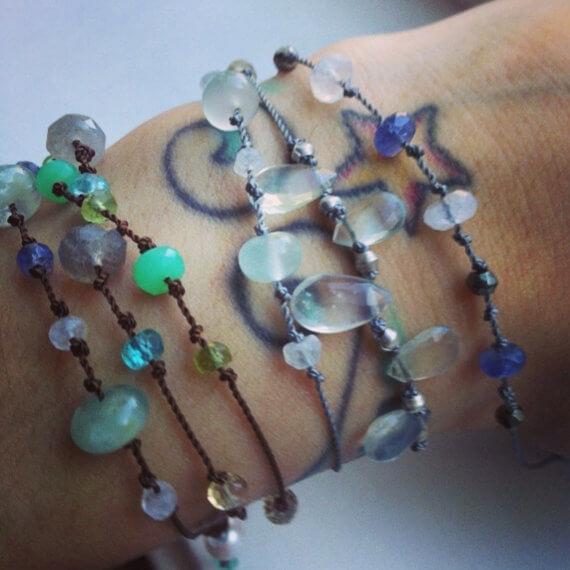 Custom Made Healing Wrap Bracelet