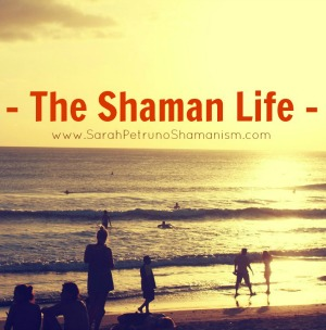 The Shaman Life Monthly Subscription Program - Heal your life with shamanism in small, easy steps!