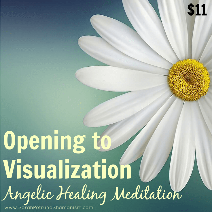 Opening to Visualization Third Eye Angelic Healing Meditation