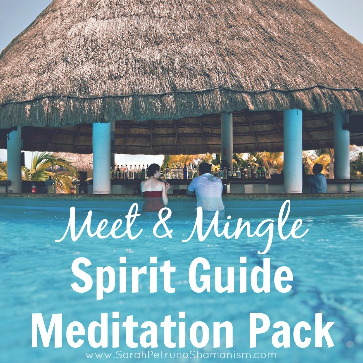 Meet and Connect with your Spirit Guides in this 2 meditation bundle