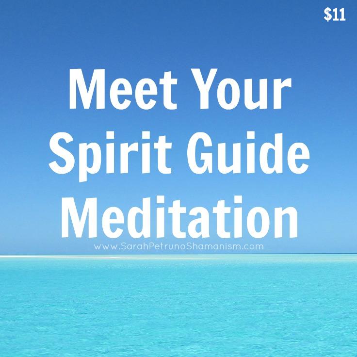 Meet Your Spirit Guide Meditation