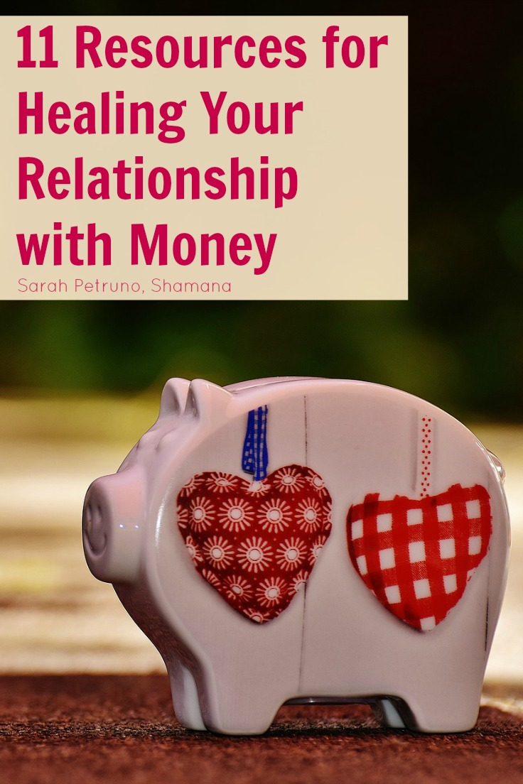 Spiritual, energetic, and emotional healing tools to improve and heal your relationship with money and see lasting improvement