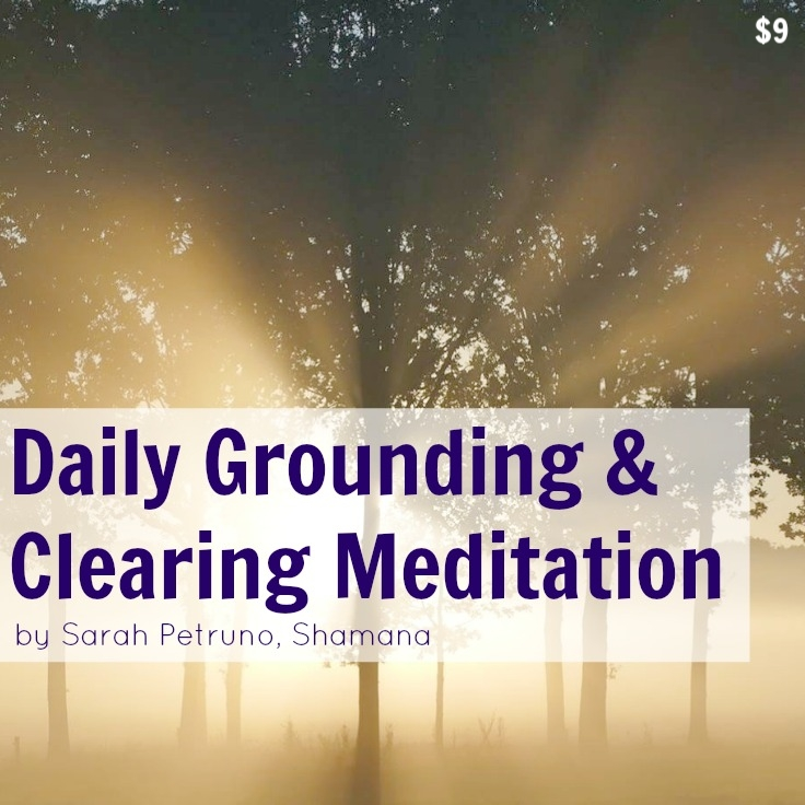 Daily Grounding & Clearing Meditation