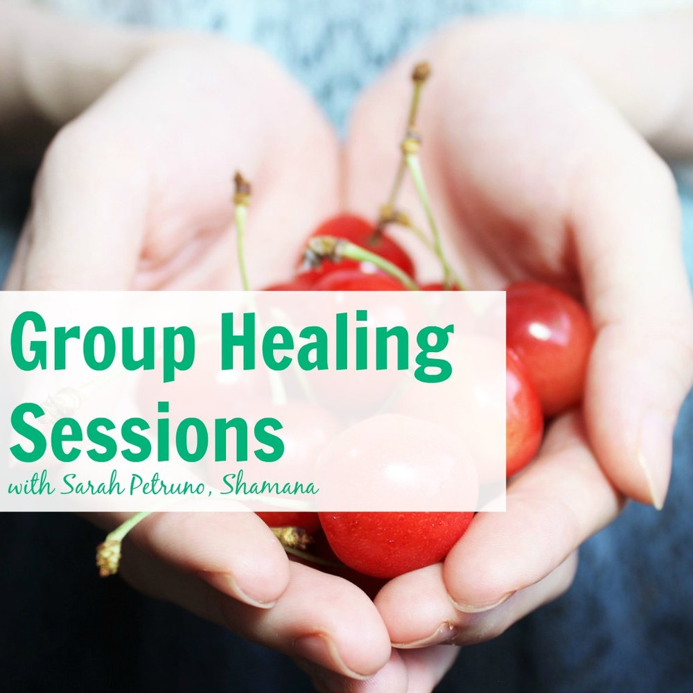 Low-cost group energy healing sessions to help you free stuck, low, and negative energy and improve your life.