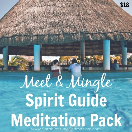 Meet & Mingle Spirit Guide Meditations