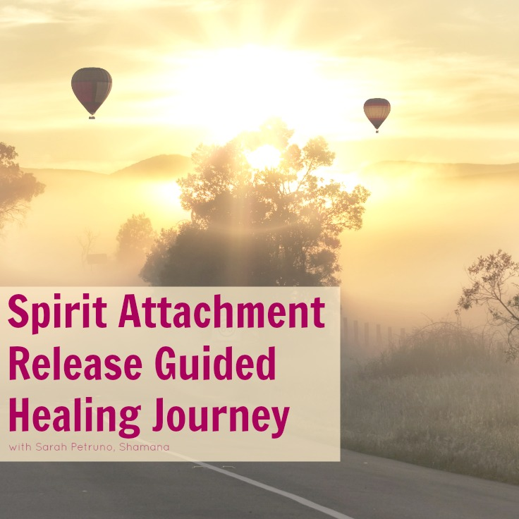 Release even the most stubborn spiritual attachments with the help of this guided healing journey, led by Shamanic Teacher, Sarah Petruno and assisted by your spiritual guides.