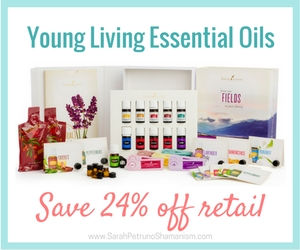 Young Living Essential Oils - Become a Member and Save 24% Off Retail