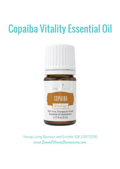 Copaiba Vitality Essential Oil