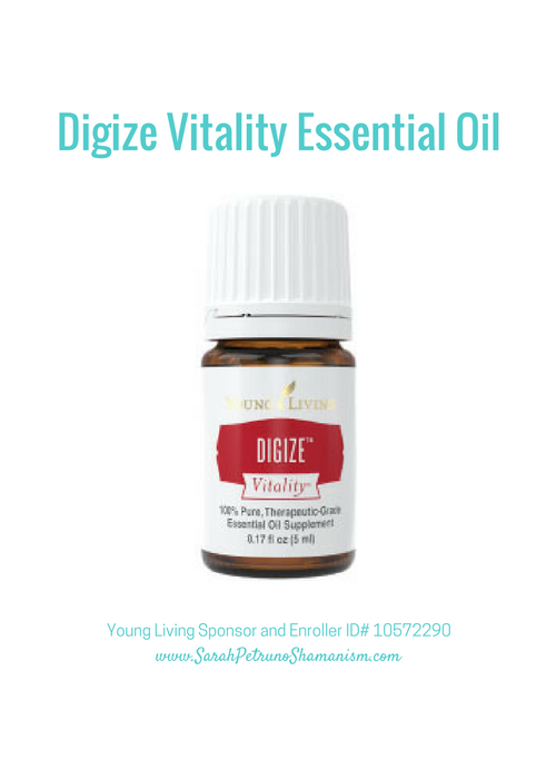 Digize Vitality Essential Oil