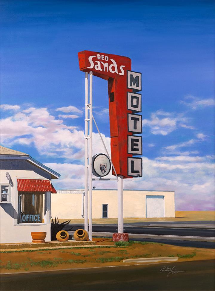 """""""Red Sands Motel"""""""