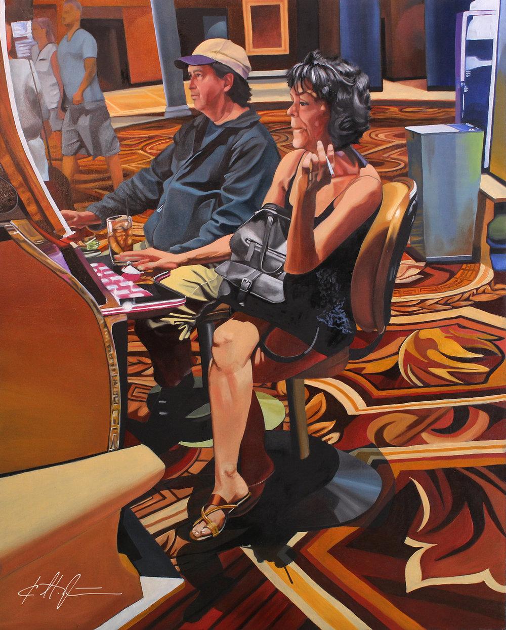 """Ladies of Vegas - Marg"""