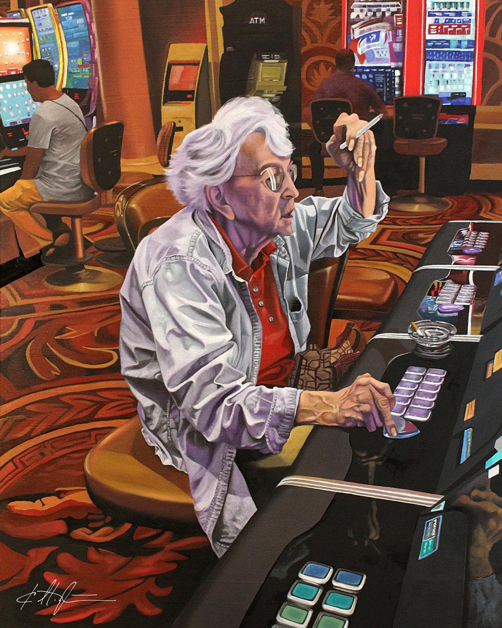 """Ladies of Vegas - Dorothy"""