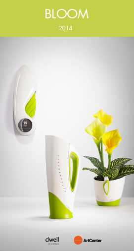 An indoor gardening system that encourages family members to plant together with intuitive reminding and pleasurable rewarding