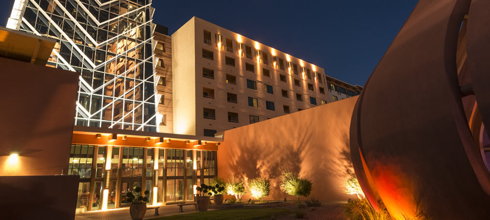 11000 Broadway SE Albuquerque, NM 87105 Isleta Resort & Casino is located 7 minutes south of downtown Albuquerque at Interstate 25 & Highway 47, exit 215.