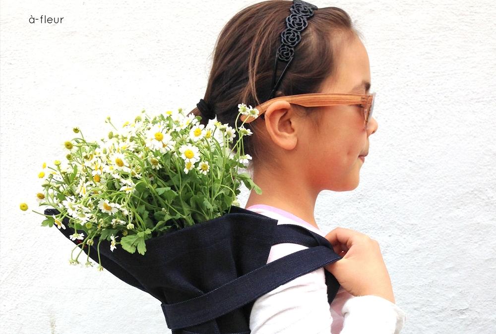 aplat bouquet tote