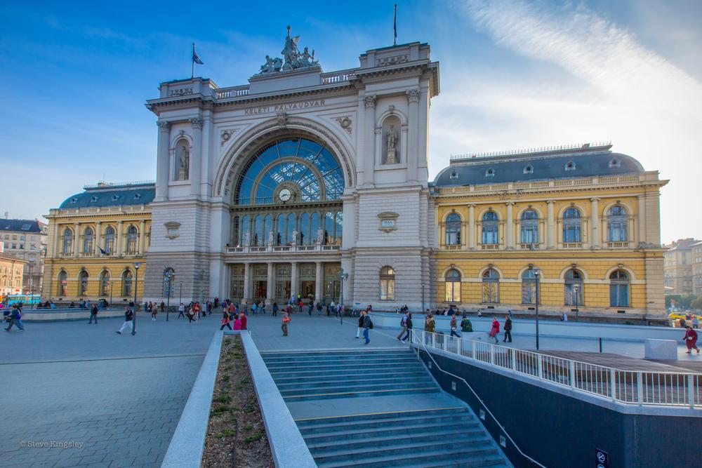 Budapest Keleti Railway Station, Budapest, Hungary
