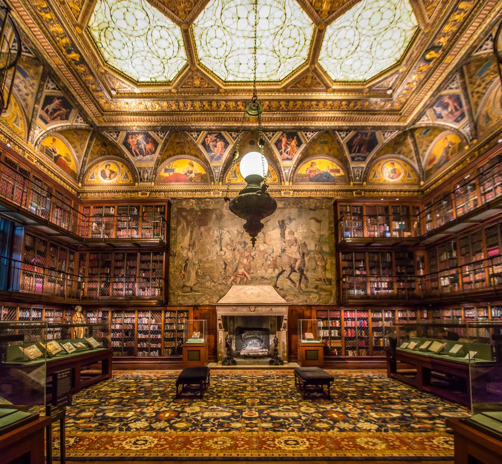 Morgan Library, New York, New York