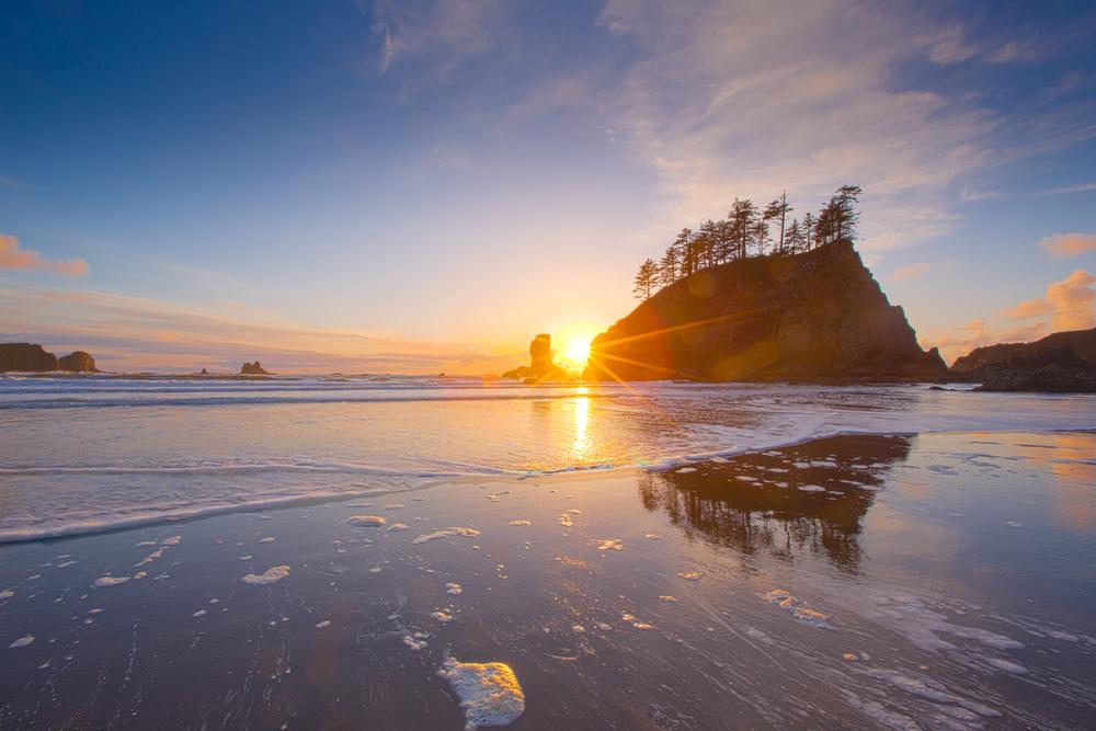 Second Beach, La Push, Washington