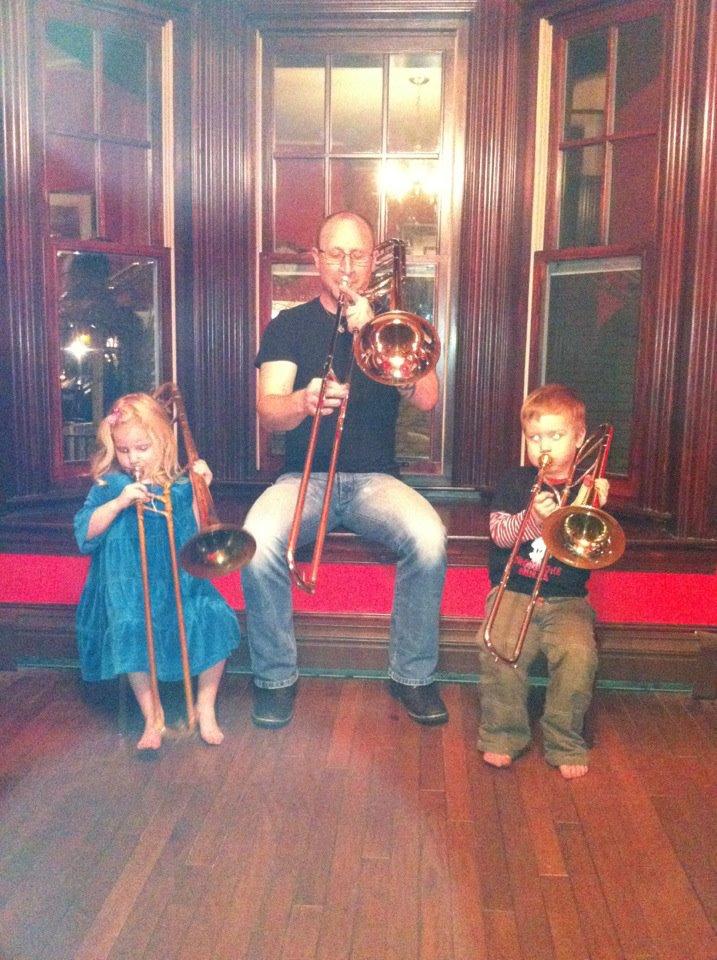 Trios before bedtime