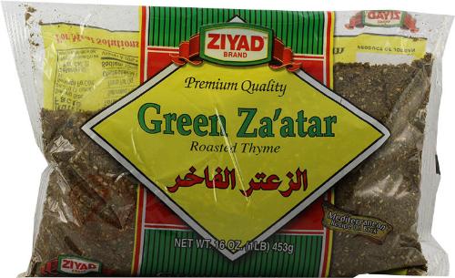 Ziyad Green Za'atar 453g