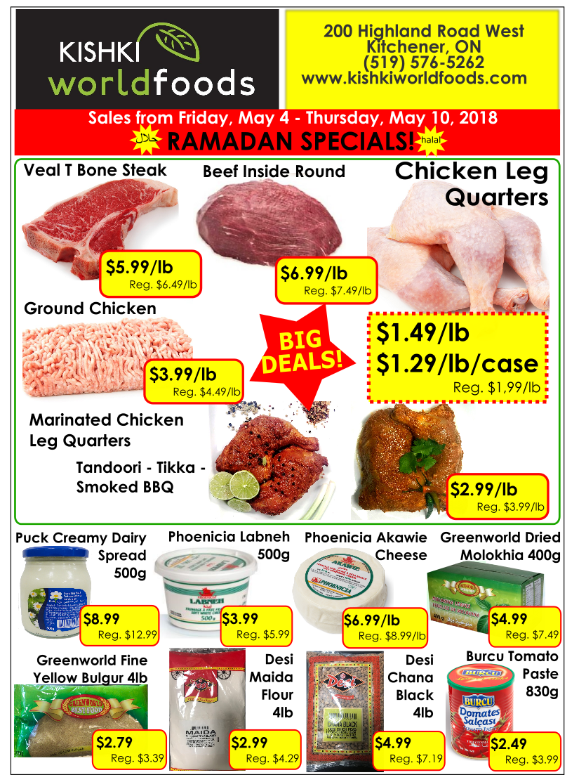 sales flyer may 4 10 kishki world foods