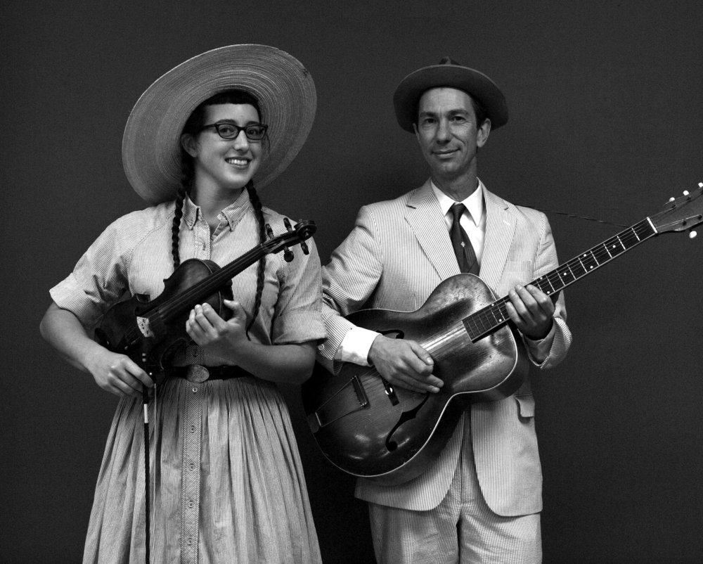 Yellow-Bellied Sapsuckers - 2:45 p.m.The Yellow-Bellied Sapsuckers perform traditional old-time fiddle tunes and sing tight harmonies, including country, vaudeville, hits of the 1920s and 1930s, and original songs and tunes. Steeped in the folk-music traditions of the Midwest, including their home in Wisconsin's Driftless Region, and of Scandinavian-American roots, the Sapsuckers bring a light musical touch and a great sense of humor to their performances.www.sapsuckersmusic.com