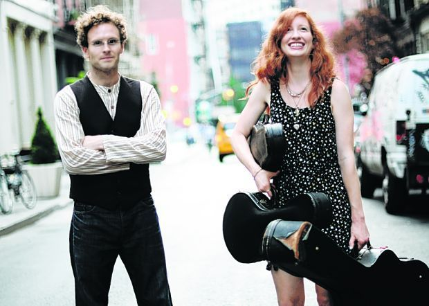 Fendrick & Peck - 12:00 pmThrough songs, poems, and stories, Fendrick and Peck revel in the illumination of the meadows and marshes they live alongside. With their aged acoustic instruments and exquisite harmonies, they strive to be contemporary musical equivalents to naturalists like Thoreau and Wendell Berry. They hope to inspire others to step away, be still, and learn from the natural world around them.https://www.fendrickandpeck.com/