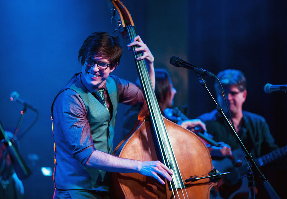 Scott Mulvahill - 5:45 pmAs a teenager, Scott Mulvahill picked up the bass guitar on a whim, but found he had a natural proclivity and the drive to continue music study through college while turning his attention to the upright bass. After touring with Ricky Skaggs and Kentucky Thunder for five years, Mulvahill has shared the stage with some of the greatest artists of modern music.http://www.scottmulvahill.com/