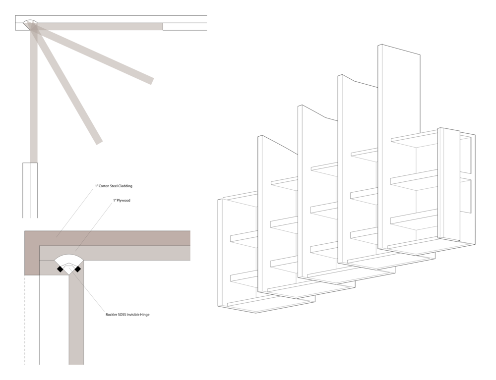 Furniture diagrams