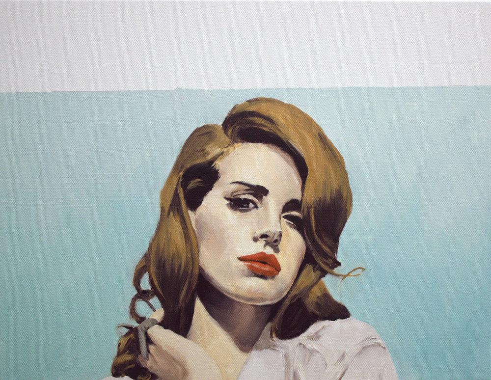 Lana Slipping II