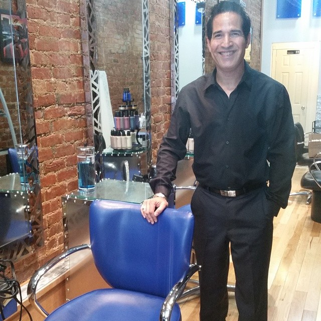 Its a great day to get a haircut at Franc Michael Salon.Have a seat!