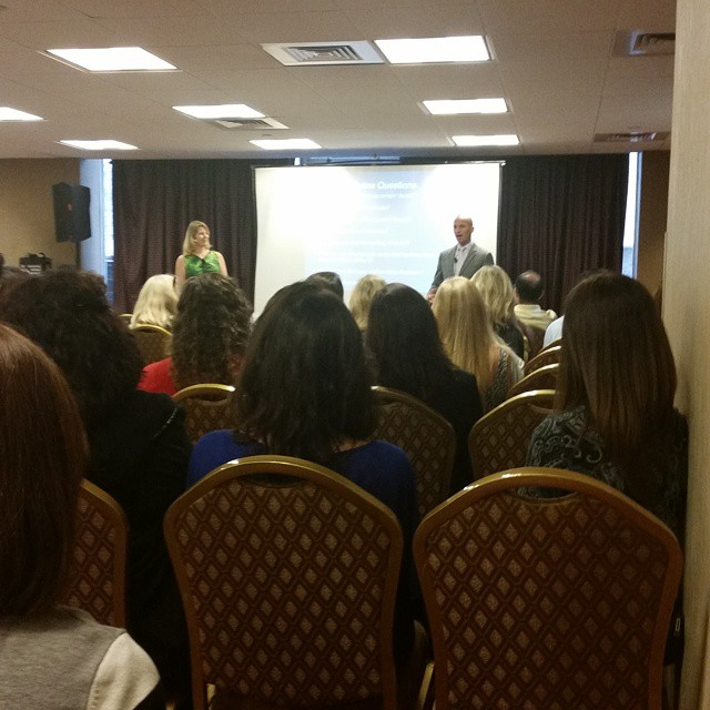 The Unfranchise Distributor Training at the Holiday Inn empowering distributors for residual Imcome that pays you forever!