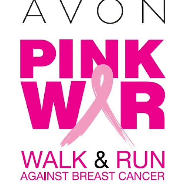 Franc Michael Salon is supporting the Avon walk for breast cancer!