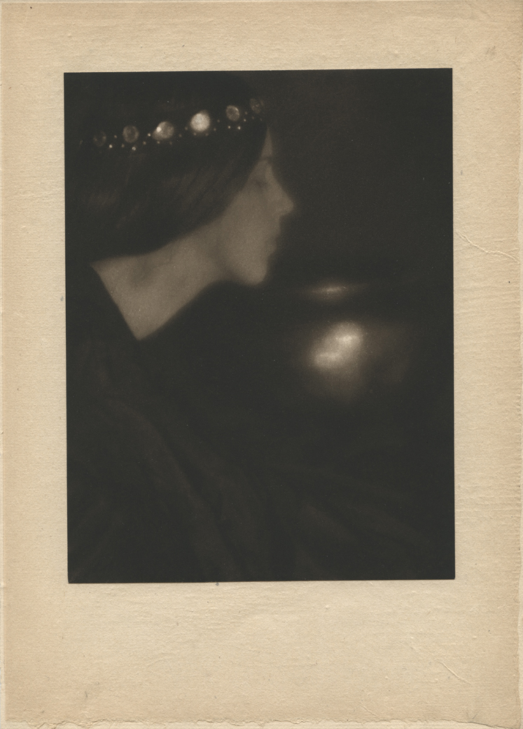 Black Bowl,  1907. Vintage hand-pulled photogravure. From  Camera Work  no. 20, 1907. Printed on wove paper, double tipped to page. Image measures 8 1/8 x 6 1/8 inches. Inventory #CW0125.  SOLD   Terms  |  Inquire