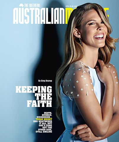 The Weekend Australian Magazine April 2014