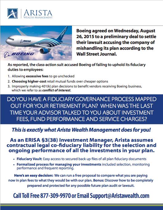 Boeing Lawsuit