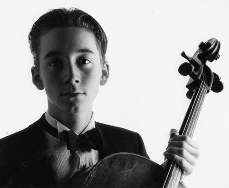 Classical head shot 1991