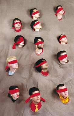 Hidden Cameras promo 2002