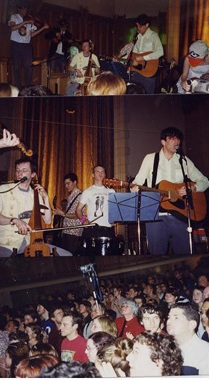 The Bloor St United  Show March 8th 2003