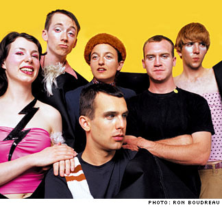 Exclaim Cover Shoot 2003