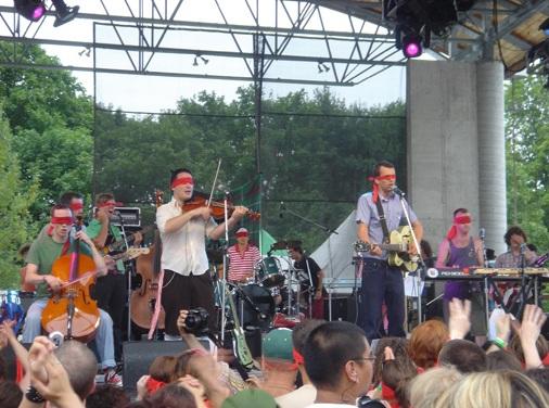 Hillside Festival 2006