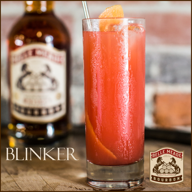 Blinker Cocktail from Belle Meade Bourbon