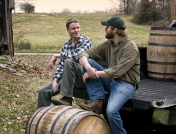 Palate Press Interviews Charlie and Andy Nelson I Green Brier Distillery