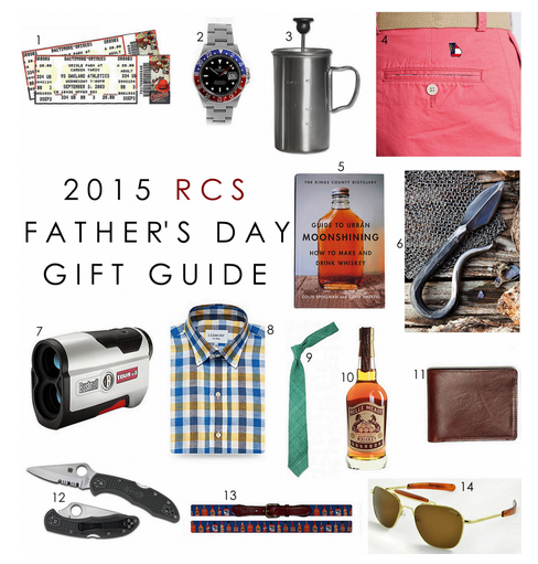 Belle Meade Bourbon included in Red Clay Soul's 2015 Father's Day Gift Guide