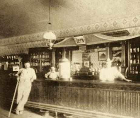 Nelson's Green Brier Distillery historical photo