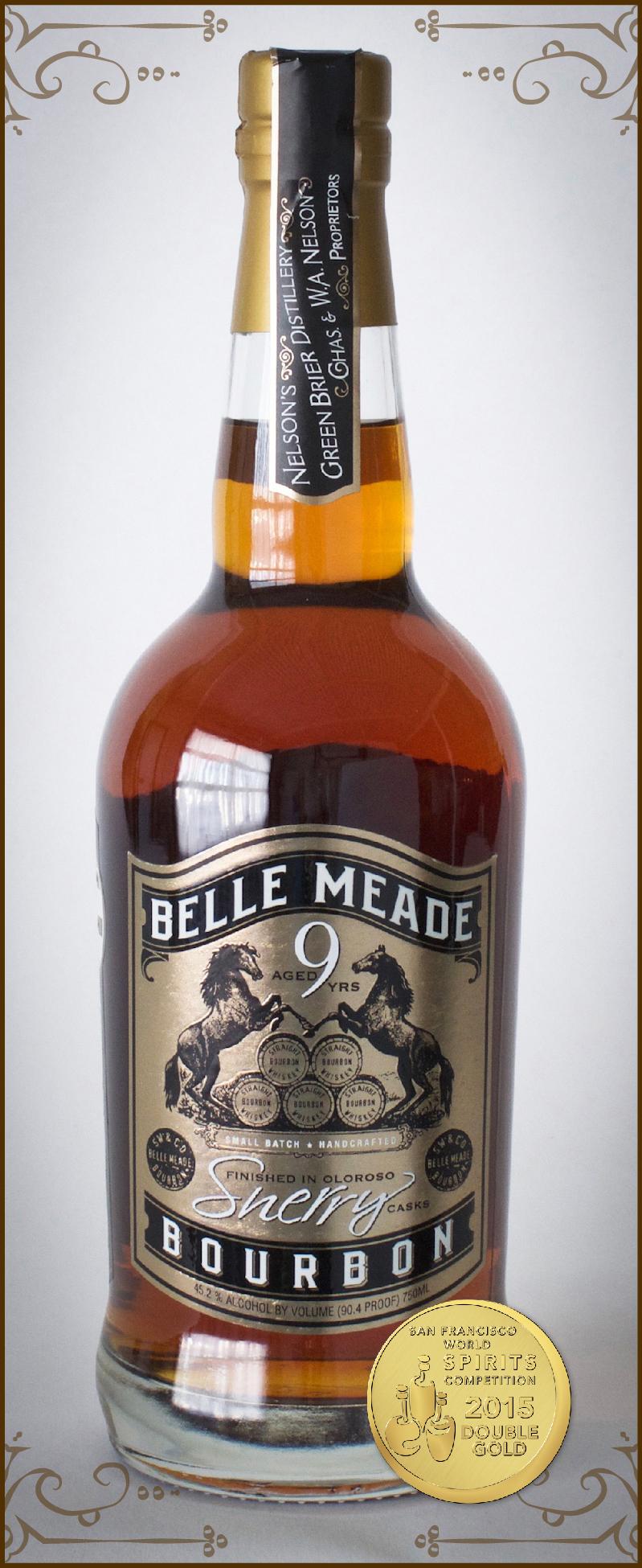 Belle Meade Bourbon Sherry Cask: Limited Release