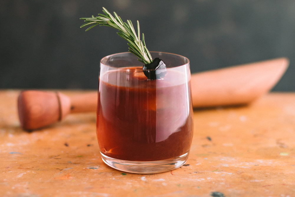 The Shivaree: a romantic cocktail with Belle Meade Bourbon